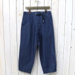 THE NORTH FACE PURPLE LABEL『Indigo Chambray Mountain Field Pants』(Indigo)