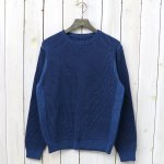 THE NORTH FACE PURPLE LABEL『Crew Neck Sweater』(Indigo)