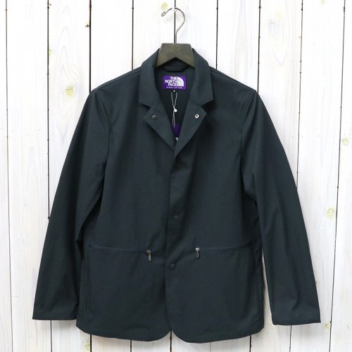 THE NORTH FACE PURPLE LABEL『Double Face Twill Field Jacket』(Carcoal)
