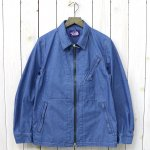 THE NORTH FACE PURPLE LABEL『Indigo Chambray Mountain Wind Jacket』(Indigo Bleach)