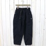 SOUTH2 WEST8『Belted Center Seam Pant-Nylon Tussore』(Navy)