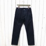 SASSAFRAS『SPRAYER PANTS(WEST POINT)』(NAVY)