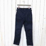 ENGINEERED GARMENTS『Ground Pant-7oz Cotton Twill』(Dk.Navy)
