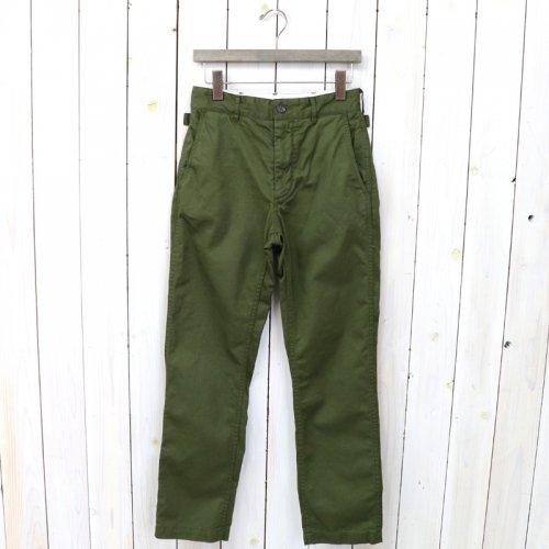 ENGINEERED GARMENTS『Ground Pant-7oz Cotton Twill』(Olive)