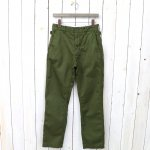 ENGINEERED GARMENTS『Ground Pant-7oz Cotton Twill』(Olive)