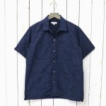 ENGINEERED GARMENTS『Camp Shirt-Paisley Jacquard』