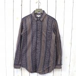 ENGINEERED GARMENTS『Short Collar Shirt-Multi St. Jacquard』