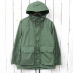 ENGINEERED GARMENTS『Lt Parka-PC Poplin』(Olive)