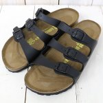 BIRKENSTOCK『FLORIDA』(Black)