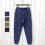 GRAMICCI『SWEAT NARROW RIB PANTS』