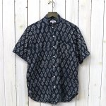 ENGINEERED GARMENTS『Copley Shirt-Leaf Print』