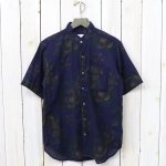 ENGINEERED GARMENTS『Copley Shirt-Floral Crepe』