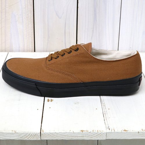 『WAKOUWA DECK SHOES LOW』(BROWN)