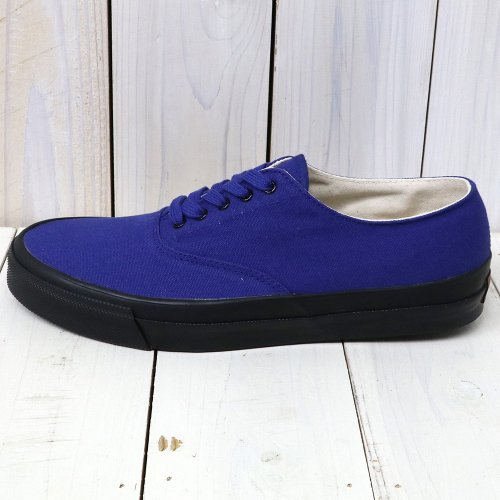 『WAKOUWA DECK SHOES LOW』(IK.BLUE)
