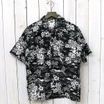ANATOMICA『HAWAIIAN SHIRTS』(Black)