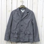 SASSAFRAS『G.D.U. LEAF JACKET(T/W TROPICAL)』(HEATHER GRAY)