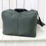THE NORTH FACE PURPLE LABEL『LIMONTA® Nylon 3Way Bag』(Sage Green)