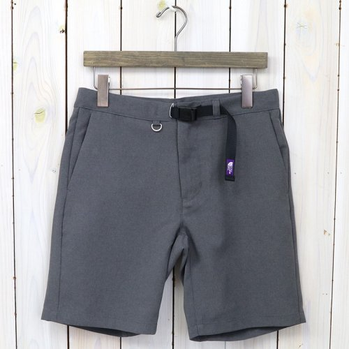 THE NORTH FACE PURPLE LABEL『Polyester Tropical Field Shorts』(Light Gray)