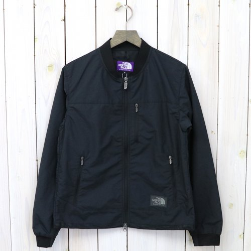 THE NORTH FACE PURPLE LABEL『Mountain Wind Jacket』(Black)