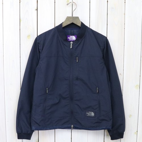 THE NORTH FACE PURPLE LABEL『Mountain Wind Jacket』(Navy)