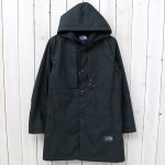 THE NORTH FACE PURPLE LABEL『Hooded Travel Coat』(Black)
