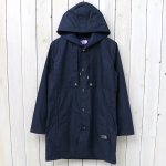 THE NORTH FACE PURPLE LABEL『Hooded Travel Coat』(Navy)