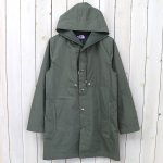 THE NORTH FACE PURPLE LABEL『Hooded Travel Coat』(Sage Green)