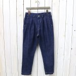 orSlow『BILLY JEAN』(ONE WASH)