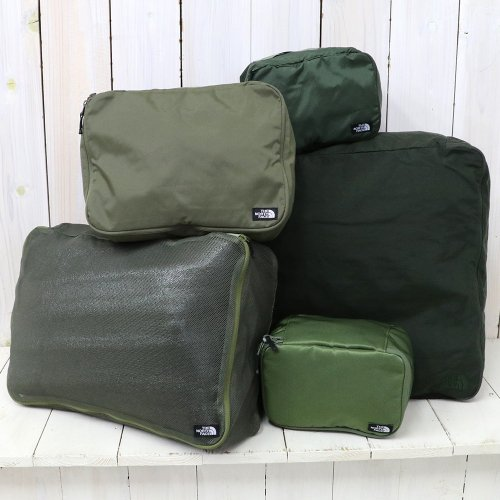 THE NORTH FACE『Complete Travel Kit』(タイムグリーン)