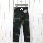 THE NORTH FACE 『Novelty Frontview Pant』(ウッドランドカモ)