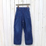 orSlow『DENIM RANCH PANTS』(USED)