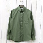 INDIVIDUALIZED SHIRTS『HERRINGBONE』(OLIVE)