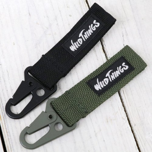 WILDTHINGS『MIL KEY HOLDER』