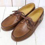 【SALE特価55%off】Paraboot『PORNIC』(GOLD)