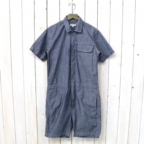 ENGINEERED GARMENTS『Combi Suit-Cone Chambray』