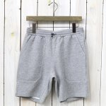 THE NORTH FACE PURPLE LABEL『Mountain Sweat Shorts』(Mix Gray)