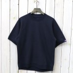 THE NORTH FACE PURPLE LABEL『Mountain H/S Crew Neck Sweat Shirt』(Navy)