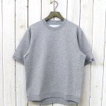 THE NORTH FACE PURPLE LABEL『Mountain H/S Crew Neck Sweat Shirt』(Mix Gray)