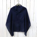 ENGINEERED GARMENTS『Button Shawl-Solid Gauze』