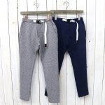 GRAMICCI『COOLMAX KNIT SLIM PANTS』