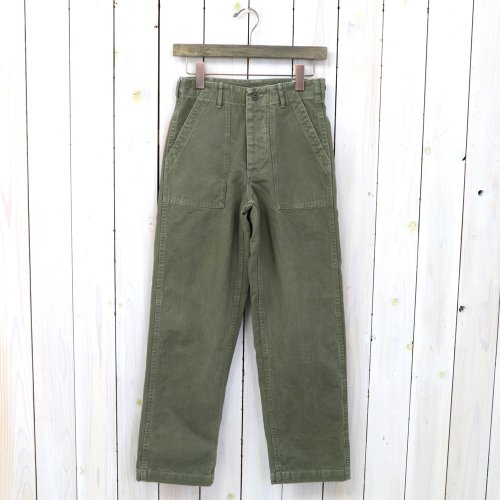 orSlow『US ARMY FATIGUE』(GREEN USED)