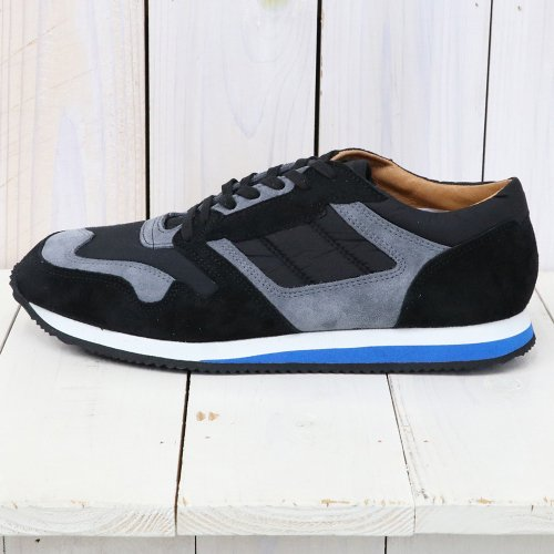 hobo『Suede Leather Military Trainer ...