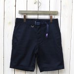 THE NORTH FACE PURPLE LABEL『COOLMAX® Stretch Twill Shorts』(Dark Navy)