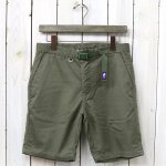 THE NORTH FACE PURPLE LABEL『COOLMAX® Stretch Twill Shorts』(Khaki)