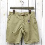 THE NORTH FACE PURPLE LABEL『COOLMAX® Stretch Twill Shorts』(Beige)