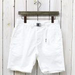 THE NORTH FACE PURPLE LABEL『COOLMAX® Stretch Twill Shorts』(Off White)