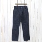 SASSAFRAS『WEEDS DIGGER PANTS(HIGH DENSITY DENIM)』(INDIGO)