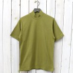 ANATOMICA『MOCK NECK TEE S/S』(Dutch Gold)