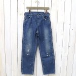 orSlow『PAINTER PANTS』(USED WASH)