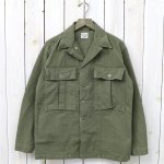orSlow『US ARMY JACKET』(GREEN USED)
